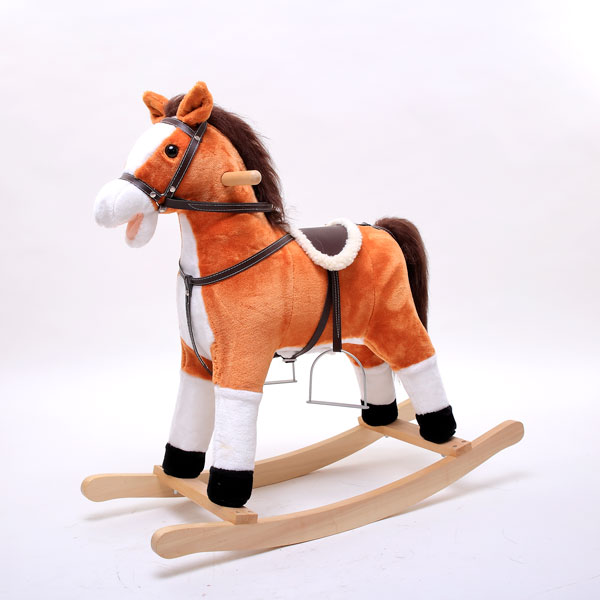 YAX7338  Rocking Horse-Medium Size