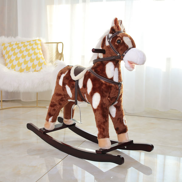 YAX4662  Rocking Horse-Medium Size